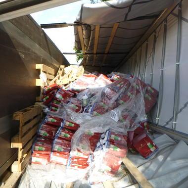 24 Tonnen Sekt mussten geborgen werden