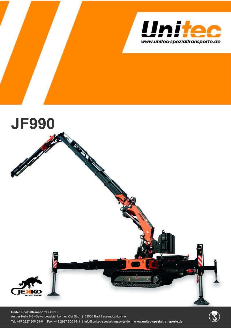 Datenblatt Jekko JF 990