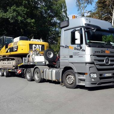 Cat 330 Long Demolition